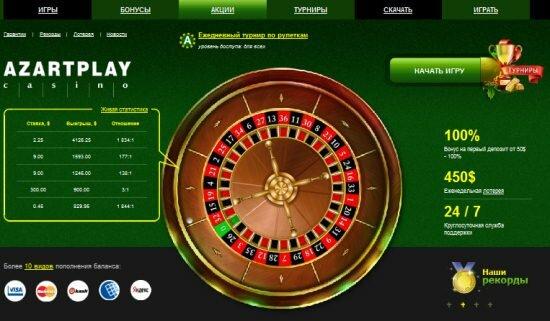 AzartPlay казино