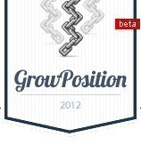 Новая биржа ссылок GrowPosition
