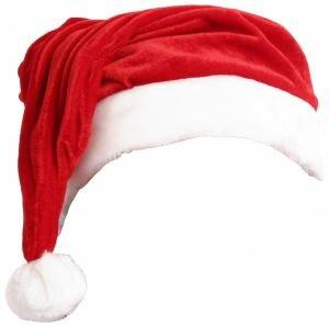 шапка Санта Клауса