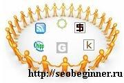 социалки для блоггеров